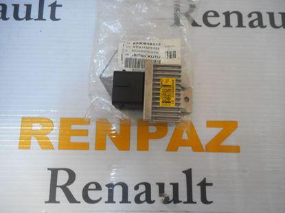RENAULT/DACİA KIZDIRMA KUTUSU 8200859243