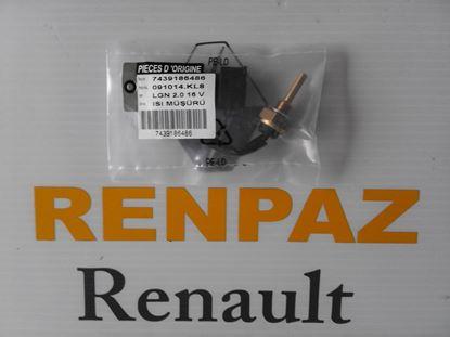 RENAULT LAGUNA I 2.0 16V HARARET MÜŞÜRÜ N7Q 7439186486 - 9186486