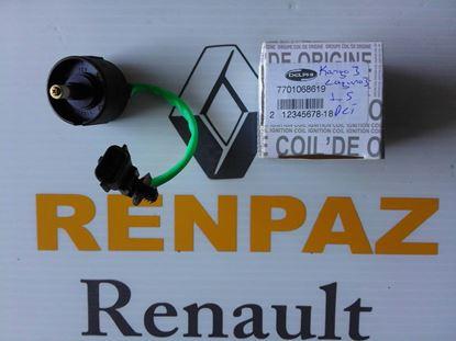 RENAULT KANGO 3/LAGUNA 3 MAZOT FİLTRE SENSÖRÜ 7701068619