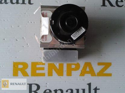 RENAULT TWİNGO ABS BEYNİ 8201065089 - 100970-14403