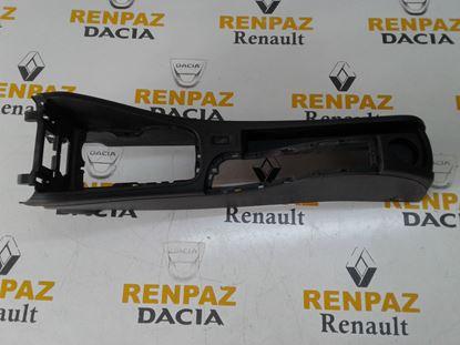 RENAULT FLUENCE ORTA KONSOL SİYAH 969109228R - 969106931R