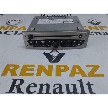 RENAULT CLİO 3 ORJINAL CD ÇALAR RADYO TEYP 281159684R