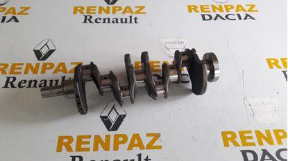 RENAULT/DACİA 1.5 DCİ KRANK 12 MM 8200031867-8200314682-8200317301-8200317307-8200382457