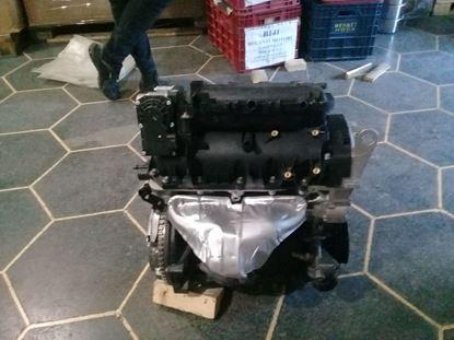 LOGAN/SANDERO/CLİO 3/KANGO 1.2 16V MOTOR D4F F732 F318133 - 100019471R